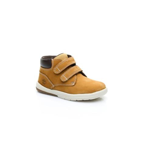 Timberland Ca1Jvp New Toddle Tracks Çocuk Sarı Bot