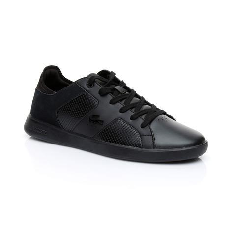 Lacoste Novas Erkek Siyah  Sneaker