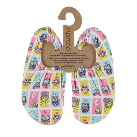 Slipstop Sleepy Owl Çocuk Renkli havuz Ayakkabısı