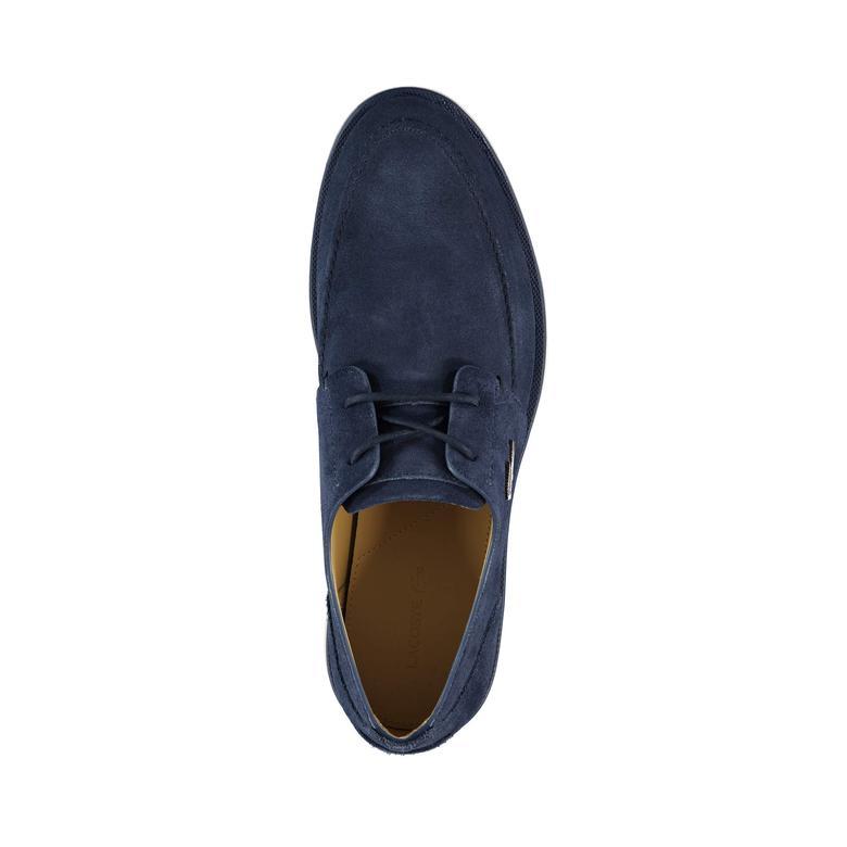 Lacoste Laccord Deck Erkek Lacivert Sneakers