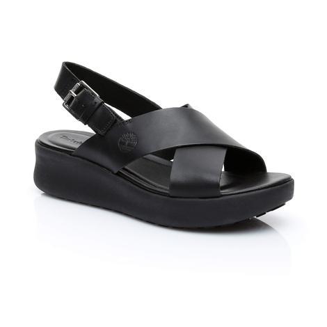 Timberland Los Angeles Wind Kadın Siyah Sandalet