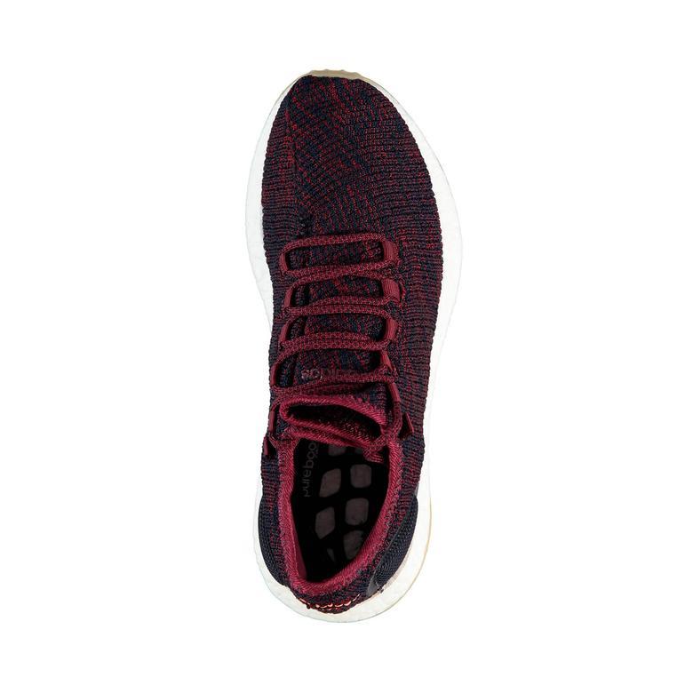 adidas Pureboost Bordo Erkek Ayakkabı