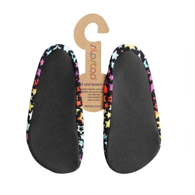 Slipstop Stargate Junior Renkli Çocuk Havuz Ayakkabısı