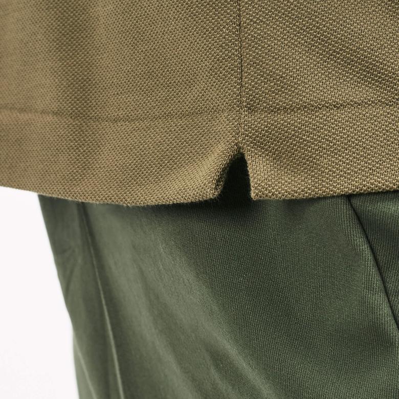 Lacoste Erkek Bej L1212 Klasik Fit Polo