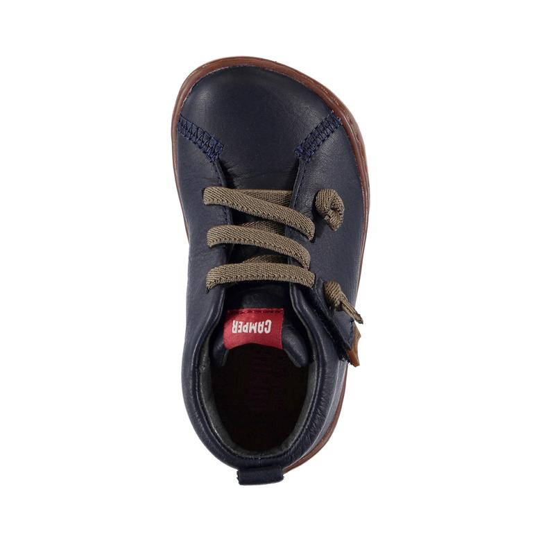 Camper Peu Çocuk Lacivert Spor Ayakkabı