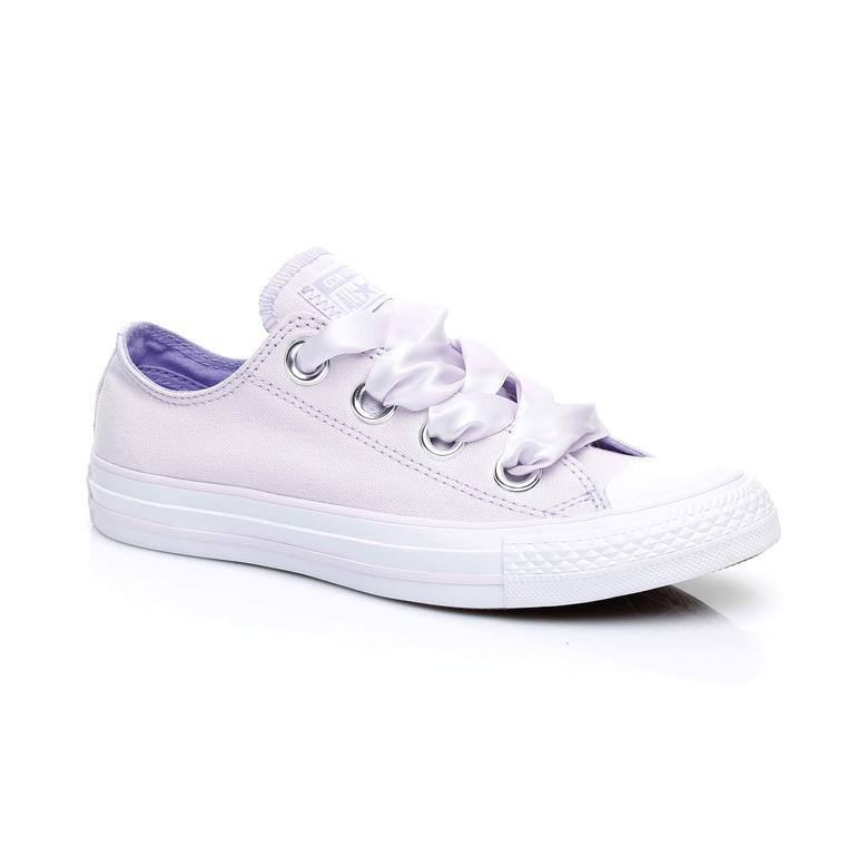Converse Chuck Taylor Big Eyelets Kadın Lila Sneaker