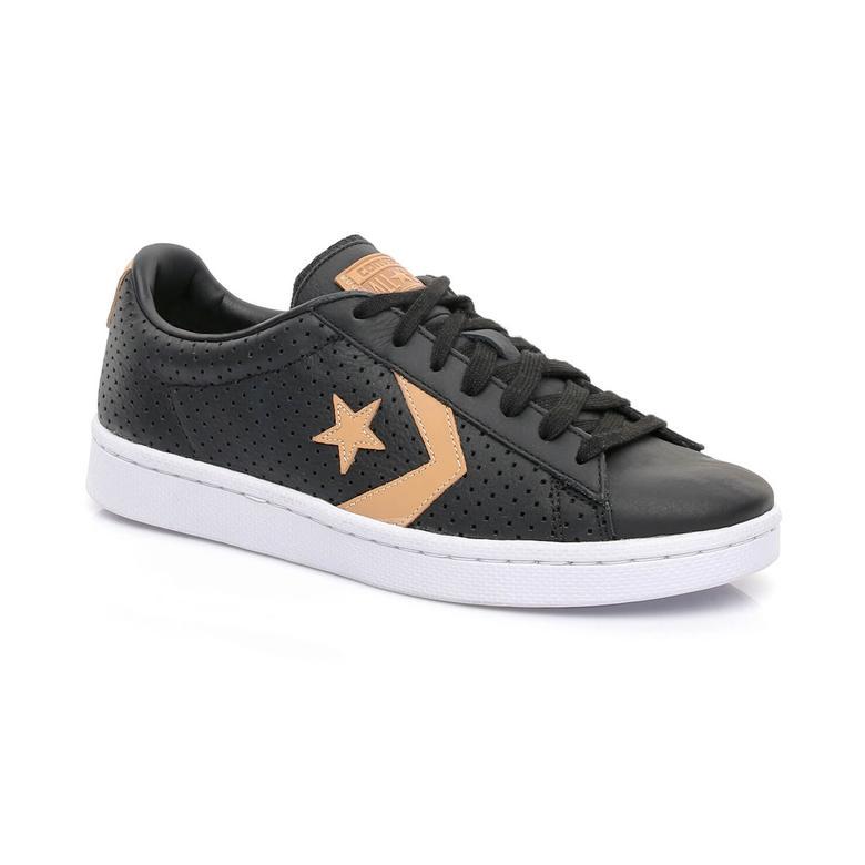 Converse Pro 76 Erkek Siyah Sneaker