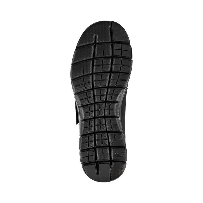 Skechers Flex Advantage 2.0 Erkek  Siyah Sneaker