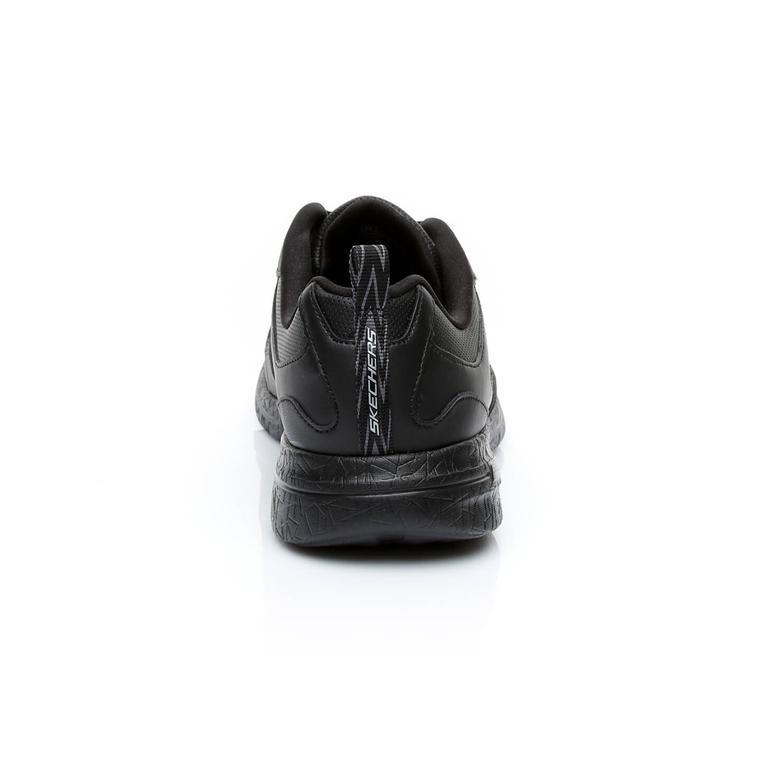 Skechers Burst 2.0 Kadın Siyah Sneaker