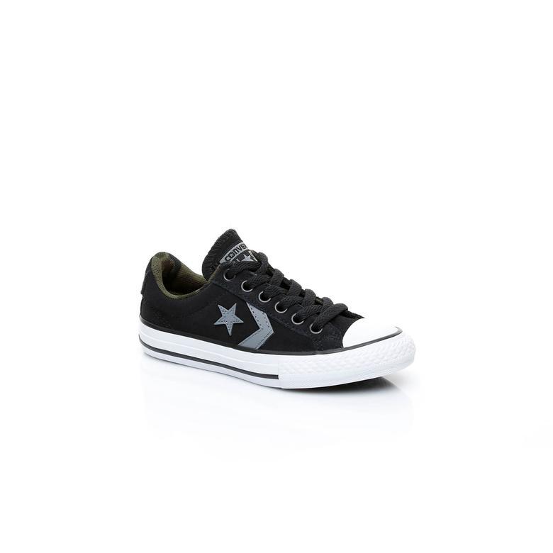 Converse Star Player Ev Çoçuk Siyah Sneaker