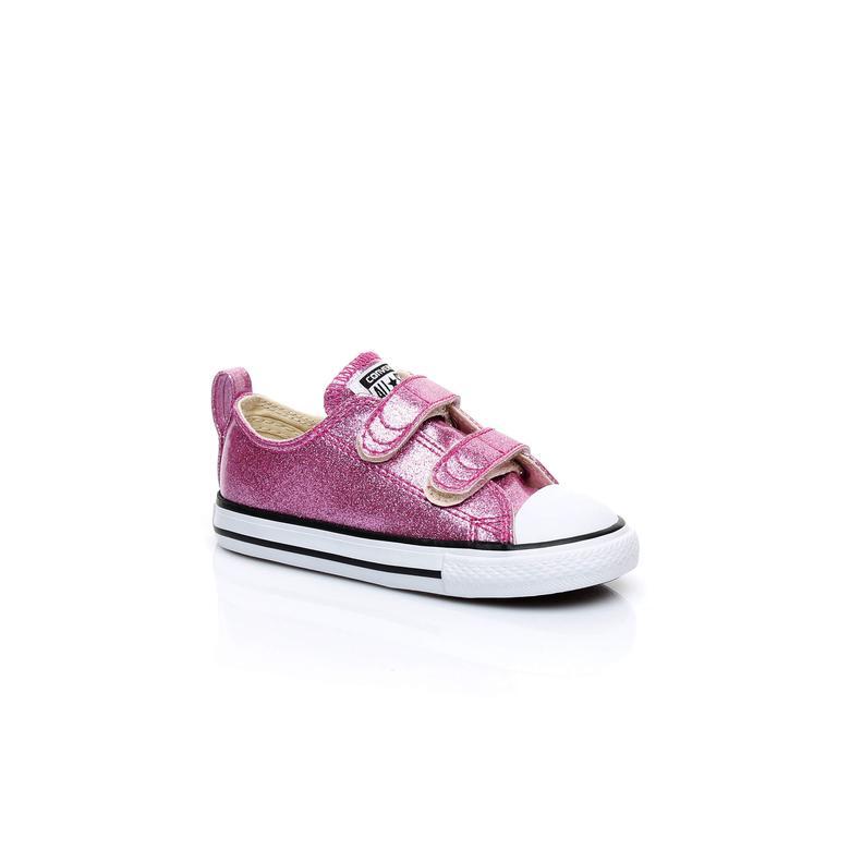 Converse Chuck Taylor All Star V Çoçuk Pembe Sneaker