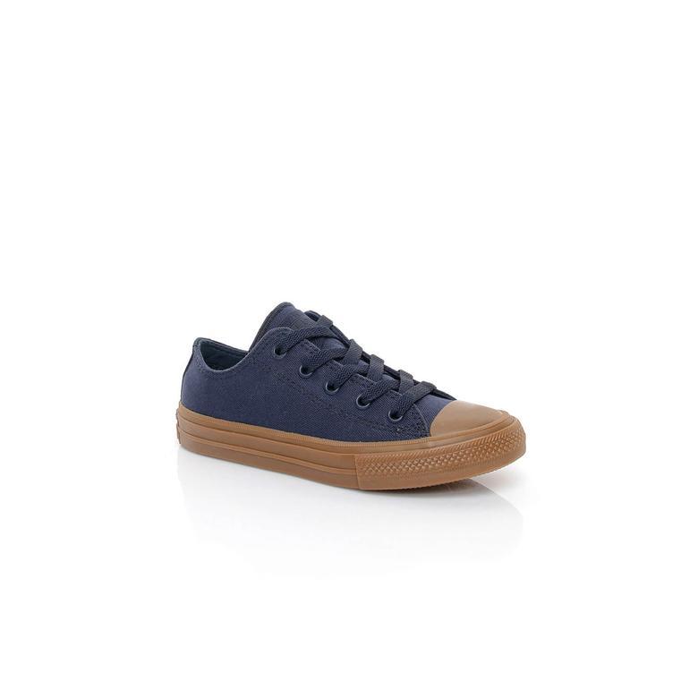 Converse Chuck Taylor All Star II Çocuk Lacivert Sneaker