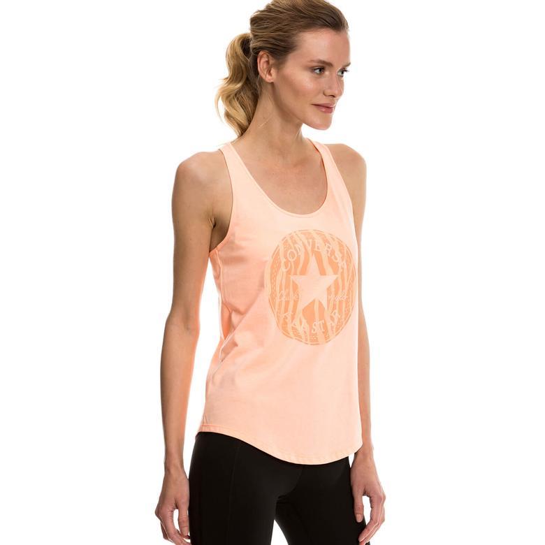 Converse Kadın Turuncu T-Shirt