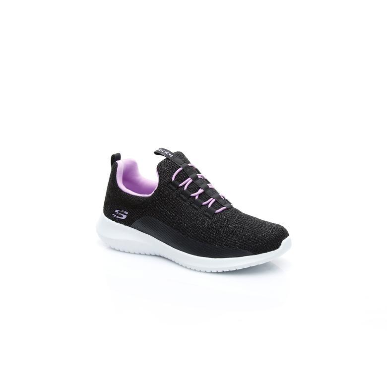 Skechers Ultra Flex Kız Çocuk Siyah Spor Ayakkabı