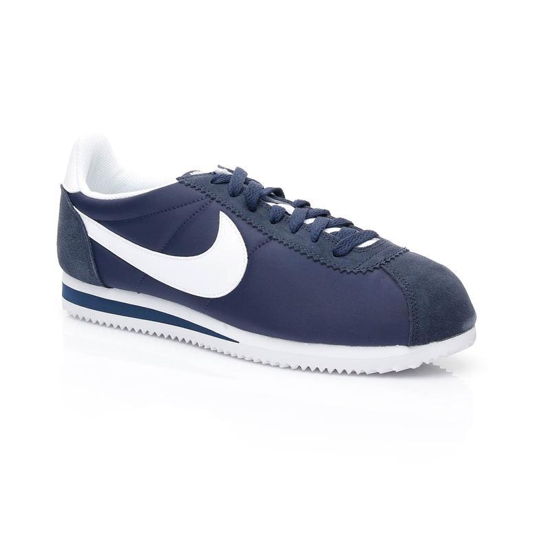 Nike Classic Cortez Nylon Erkek Lacivert Sneaker