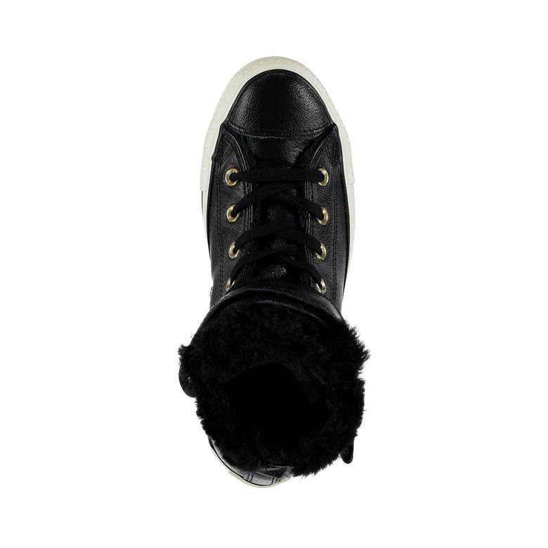 Converse Chuck Taylor All Star Kadın Siyah Sneaker/Bot