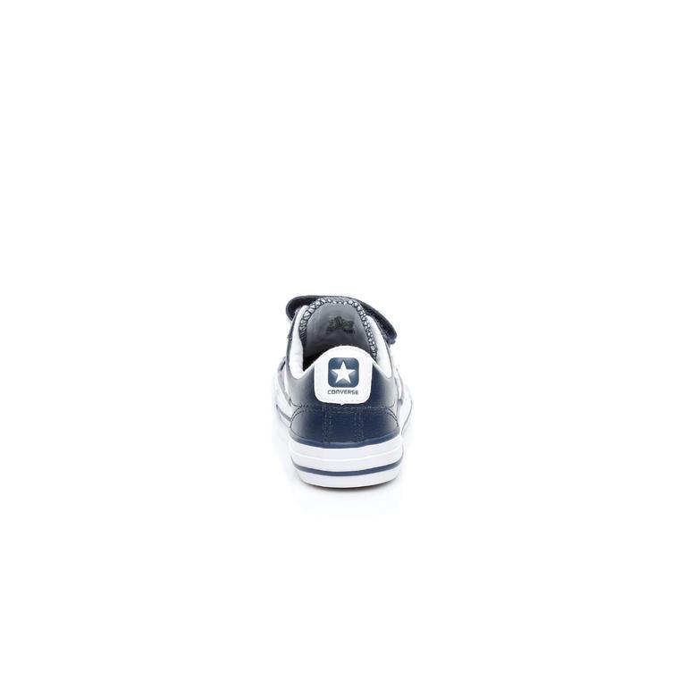 Converse Star Player Ev V Çocuk Lacivert Sneaker