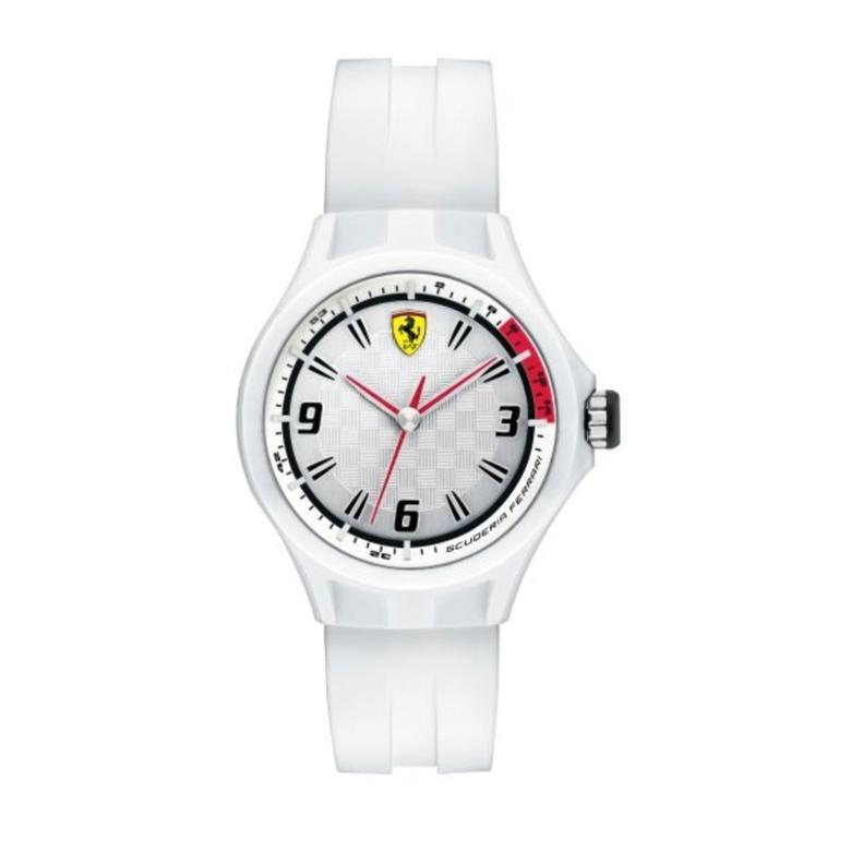 Ferrari Kadın Beyaz Saat