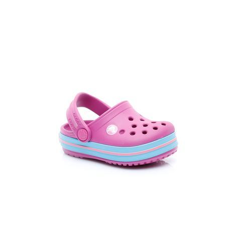 Crocs Çocuk Pembe Ayakkabı