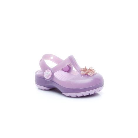 Crocs Çocuk Mor Ayakkabı