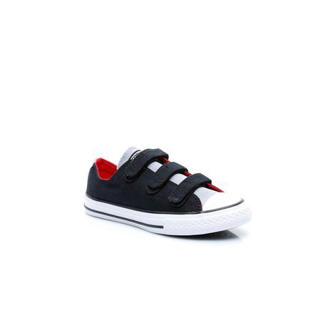 Converse Chuck Taylor All Star 3V Unisex Siyah Sneaker