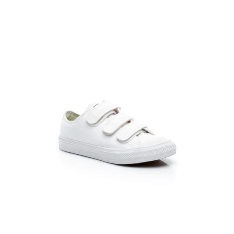 Converse Chuck Taylor All Star Iı 3V Çocuk Beyaz Sneaker