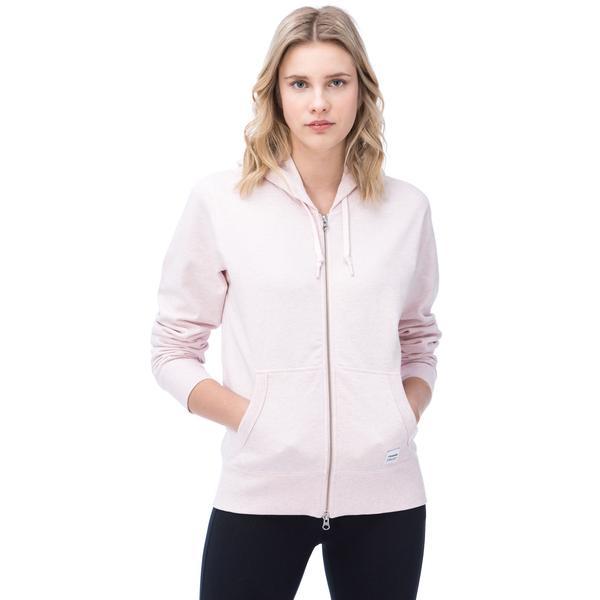 Converse Kadın Pembe Kapüşonlu Sweatshirt