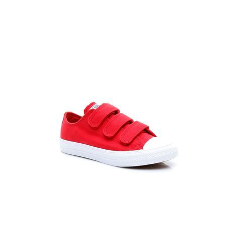 Converse Chuck Taylor All Star Iı 3V Çocuk Kırmızı Sneaker