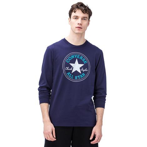 Converse Erkek Lacivert Tshirt