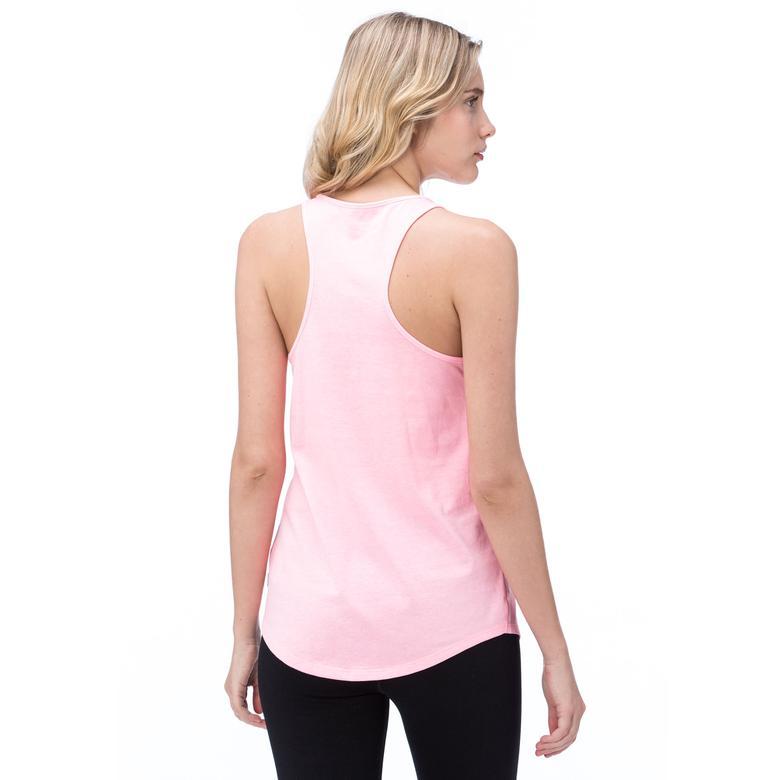 Converse Kadın Pembe Tshirt