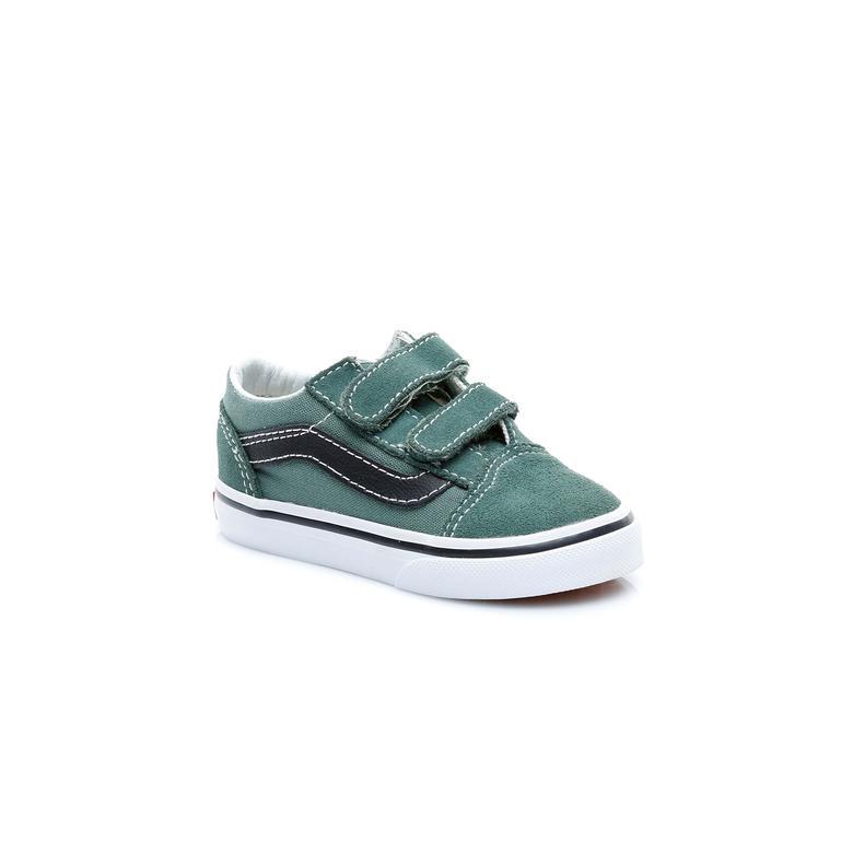 Vans Çocuk Siyah Ayakkabı