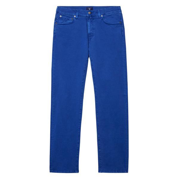 Gant Erkek Mavi Jean Pantolon