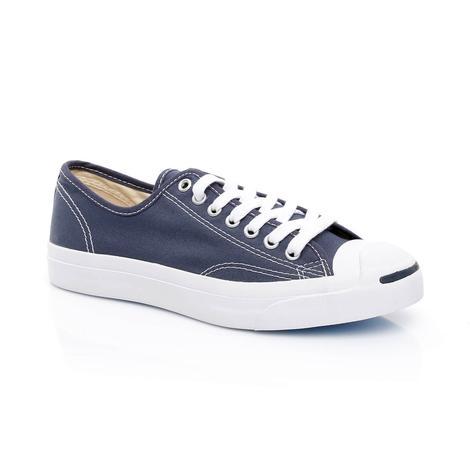 Converse Jack Purcell Erkek Lacivert Sneaker