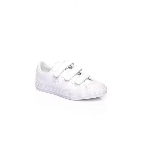 Converse Star Player Çocuk Beyaz Sneaker