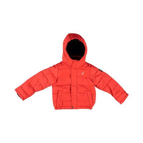 Nautica Çocuk Kırmızı Mont