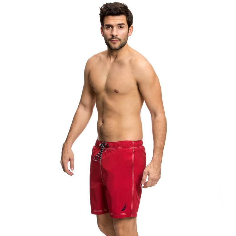 Nautica Erkek Kırmızı Mayoşort