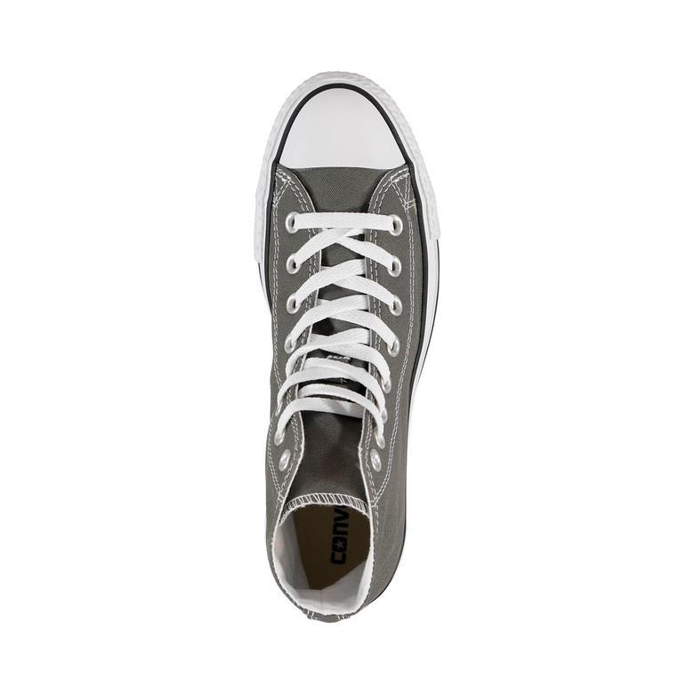 Converse Chuck Taylor All Star Mid Unisex Gri Sneaker