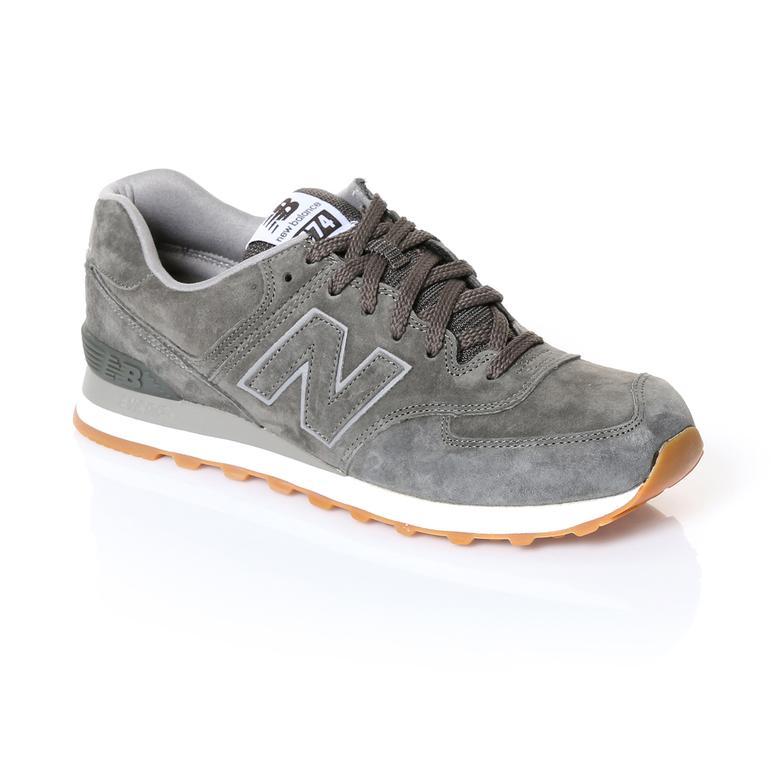 New Balance 574 Unisex Gri Sneaker