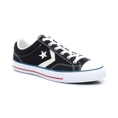 Converse Star Player Kadın Siyah Sneaker