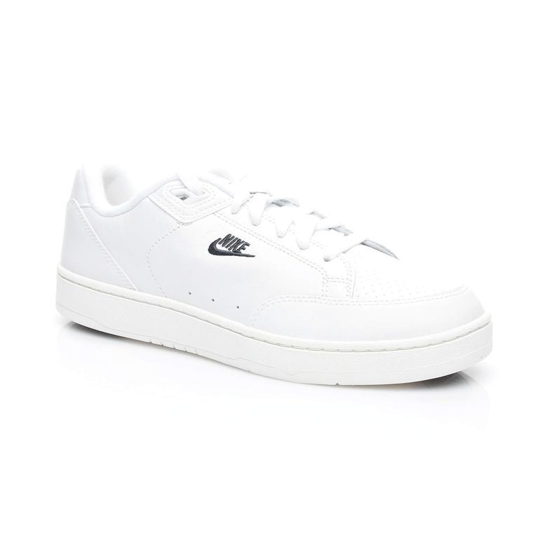 Nike Grandstand II Erkek Beyaz Sneaker