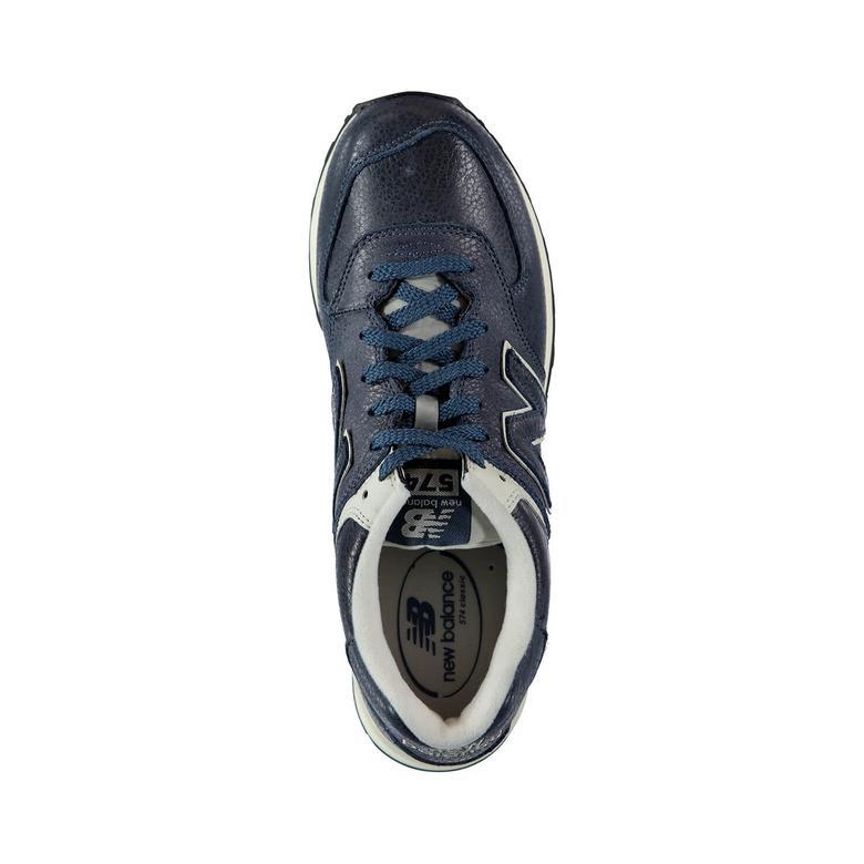 New Balance 574 Erkek Lacivert Sneaker