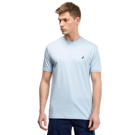 Nautica Erkek Mavi T-Shirt