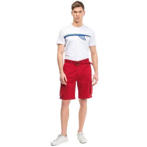 Nautica Erkek Kırmızı Pantolon