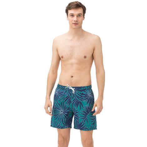Nautica Erkek Yeşil Deniz Şortu