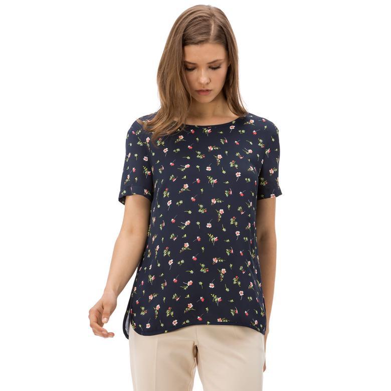 Nautica Kadın Lacivert Bluz