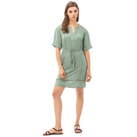 Nautica Kadın Yeşil Elbise