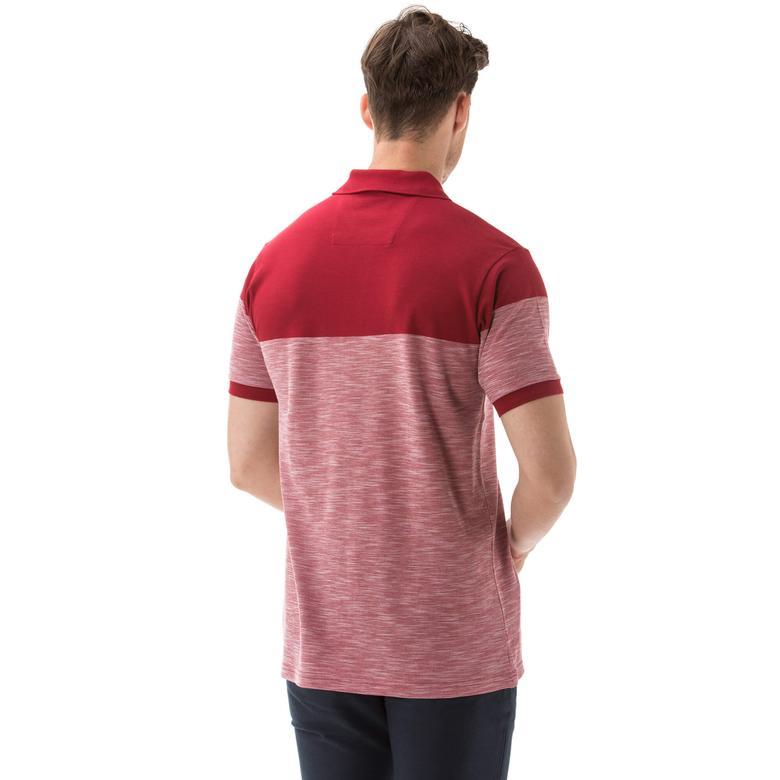 Nautica Erkek Kırmızı Regular Fit Polo