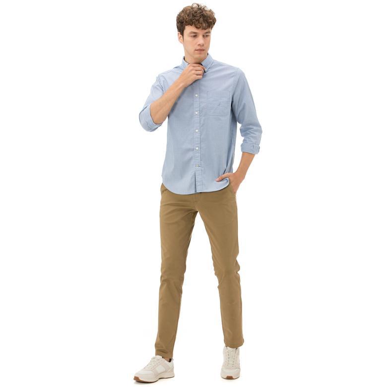 Nautica Erkek Kahverengi Pantolon