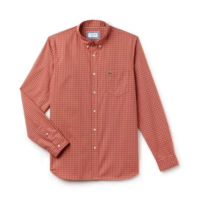 Lacoste Erkek Kırmızı Gömlek