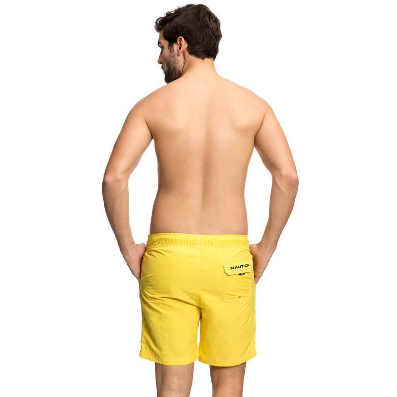 Nautica Erkek Sarı Mayoşort